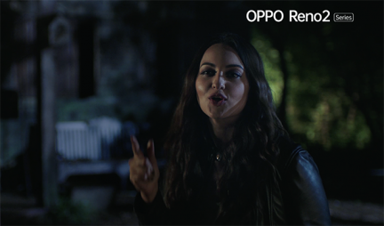 OPPO Haunted Film
